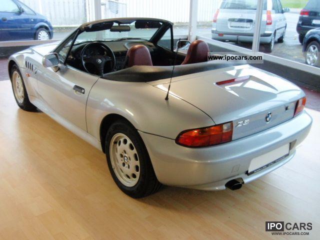 1997 Bmw Z3 Roadster 1 8 M Sport Suspension Leather