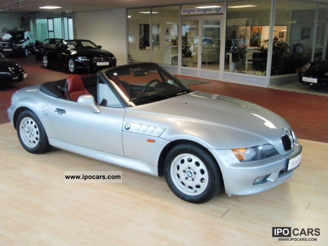 1997 Bmw Z3 Roadster 1 8 M Sport Suspension Leather