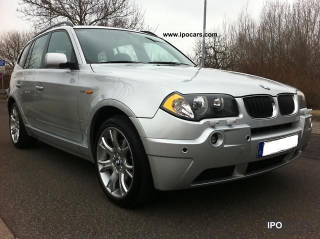 2004 bmw x3 m aerodynamic package top condition car photo and specs. Black Bedroom Furniture Sets. Home Design Ideas