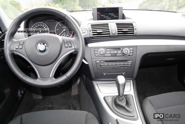 Tire Pressure Monitoring System >> 2007 BMW 120d DPF Aut. - Car Photo and Specs