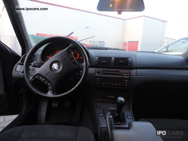 2001 bmw 320d 100kw car photo and specs. Black Bedroom Furniture Sets. Home Design Ideas