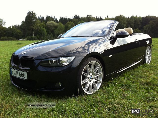 2007 bmw convertible 330d m sport package full individual car photo and specs. Black Bedroom Furniture Sets. Home Design Ideas