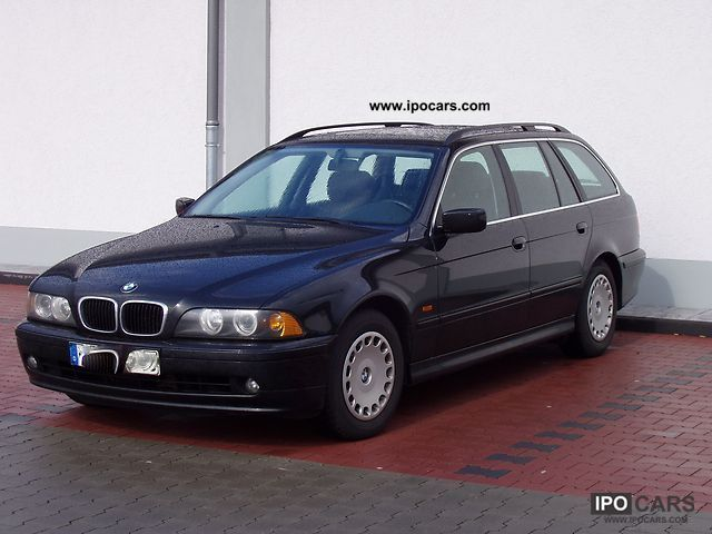 2003 bmw 525d touring car photo and specs. Black Bedroom Furniture Sets. Home Design Ideas
