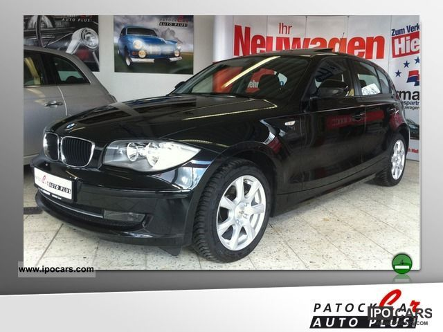 2010 BMW  116d DPF PDC - Heated seats - Alu `s - Sunroof Limousine Used vehicle photo