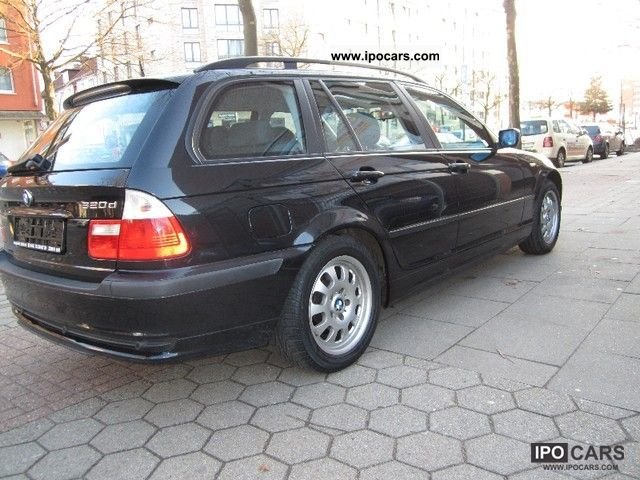 2004 bmw 320d touring navigation checkbook pdc ahk car photo and specs. Black Bedroom Furniture Sets. Home Design Ideas