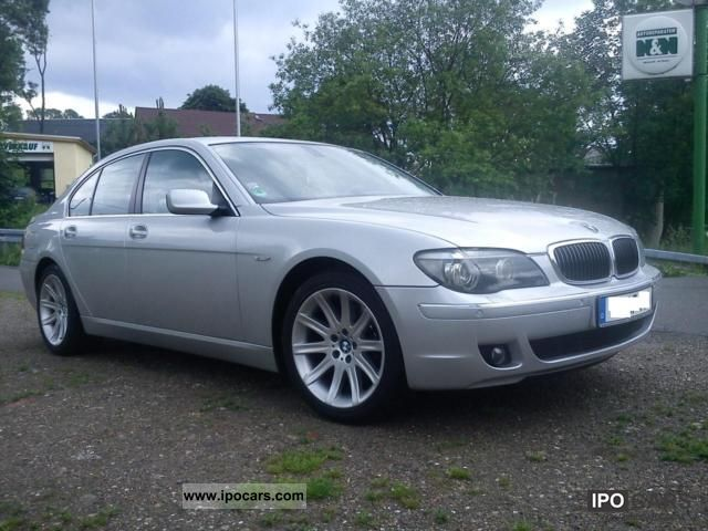 2005 BMW  730d + + + + 8 x rims + lift + Limousine Used vehicle photo