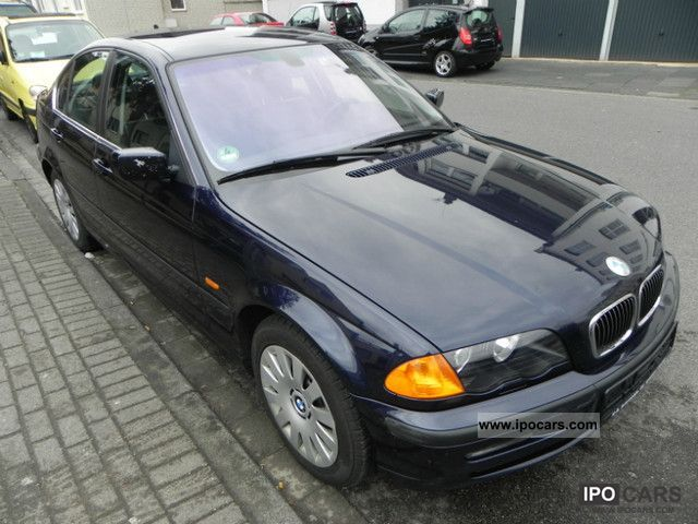 2001 bmw 325i klimaautmatik xenon leder 1hand car photo. Black Bedroom Furniture Sets. Home Design Ideas
