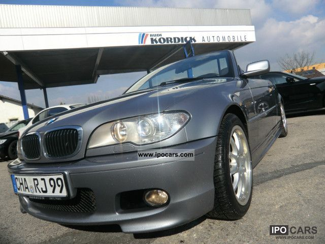 BMW  330CiA E46 M-SPORTPAKET/VOLLAUSST./LPG 2005 Liquefied Petroleum Gas Cars (LPG, GPL, propane) photo