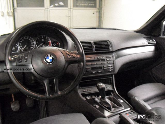 2004 BMW 320d Touring Edition, leather, sports seats, rims 18M Estate