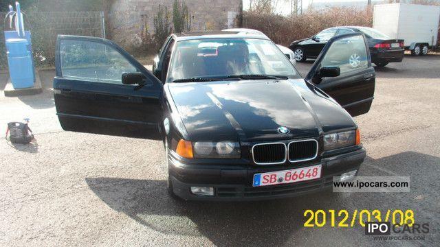 1995 BMW  318ti compact Limousine Used vehicle photo
