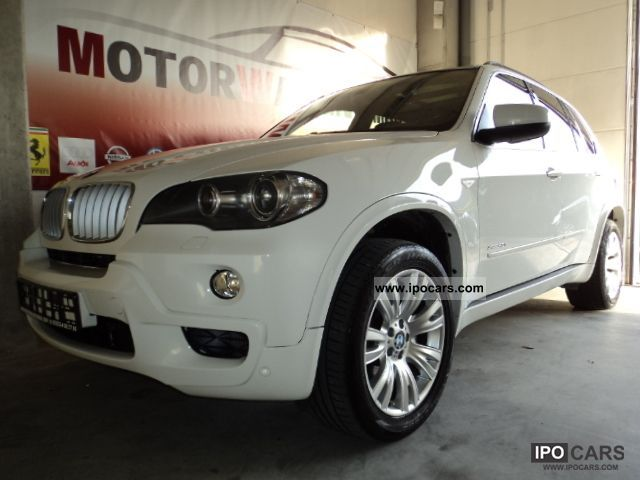 2008 Bmw X5 Xdrive48i M Sport Package Car Photo And Specs