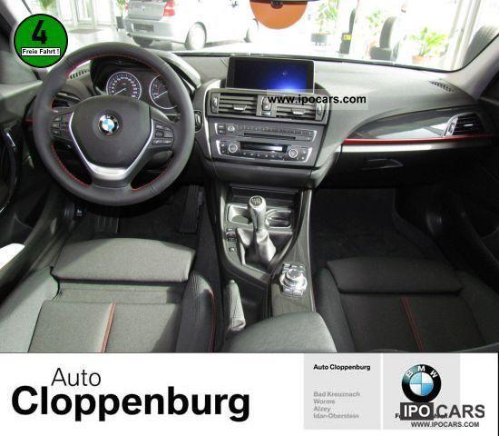 2011 BMW 120d Sport Line NAVI PDC SITZHEIZUNG