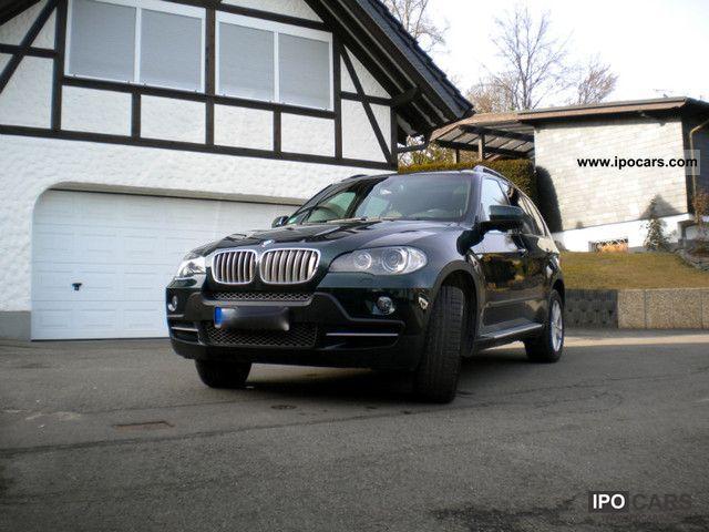 2007 BMW  X5 3.0d / 30d DPF Mod.2008 Limousine Used vehicle photo