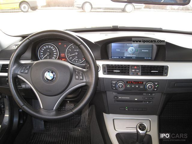 BMW I Touring Top Equipment Car Photo And Specs - 2006 bmw 325i features
