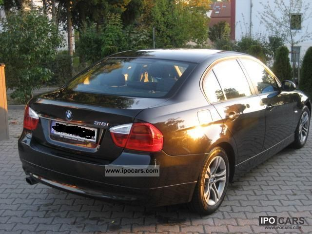 2007 BMW 318i - Car Photo and Specs