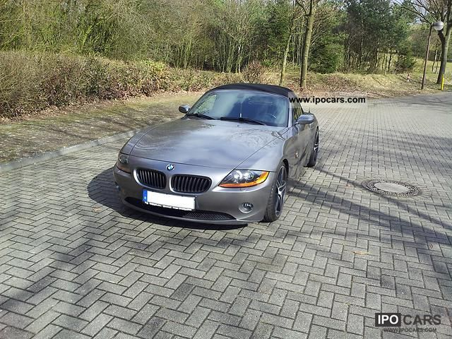 BMW  Z4 roadster 2.2i LPG gas system 2004 Liquefied Petroleum Gas Cars (LPG, GPL, propane) photo