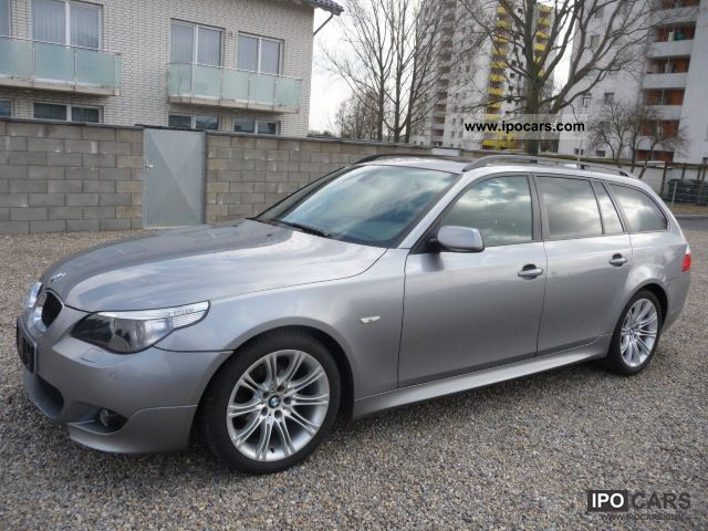 2007 BMW  525d Touring Aut. M Sport Package *** *** Estate Car Used vehicle photo