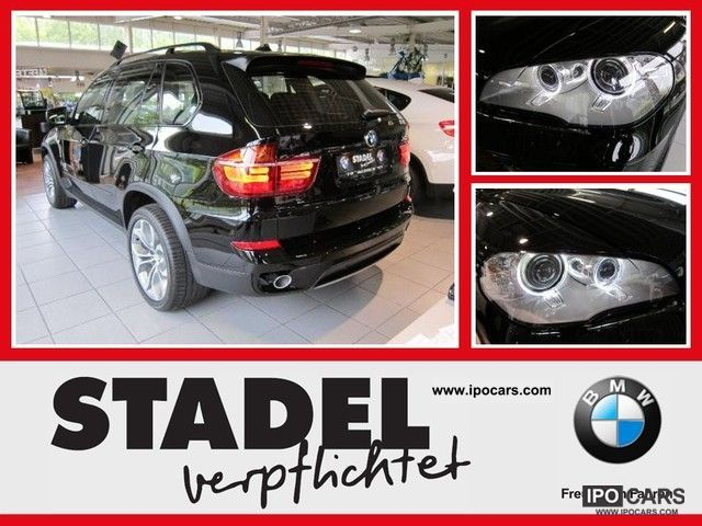 2012 BMW  X5 xDrive30d APC / Xenon / Navi / Sport Steering Wheel Off-road Vehicle/Pickup Truck Demonstration Vehicle photo