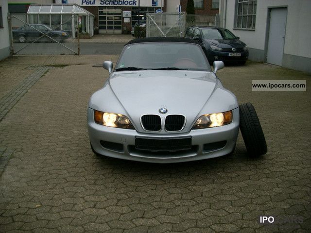 1997 Bmw Z3 Roadster 1 9 Leder Autom Winterreifen Car
