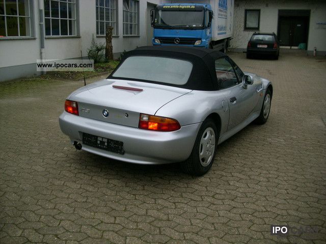 1997 bmw z3 roadster 1 9 leder autom winterreifen car photo and specs. Black Bedroom Furniture Sets. Home Design Ideas