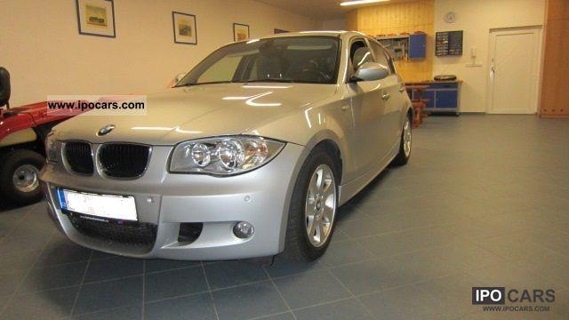 2006 BMW  118i Limousine Used vehicle photo
