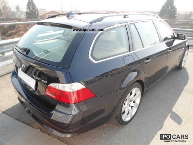 2006 bmw 530 xd touring futura cat car photo and specs. Black Bedroom Furniture Sets. Home Design Ideas