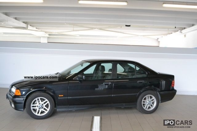 1998 bmw 325 turbodiesel cat 4 porte tds car photo and specs. Black Bedroom Furniture Sets. Home Design Ideas