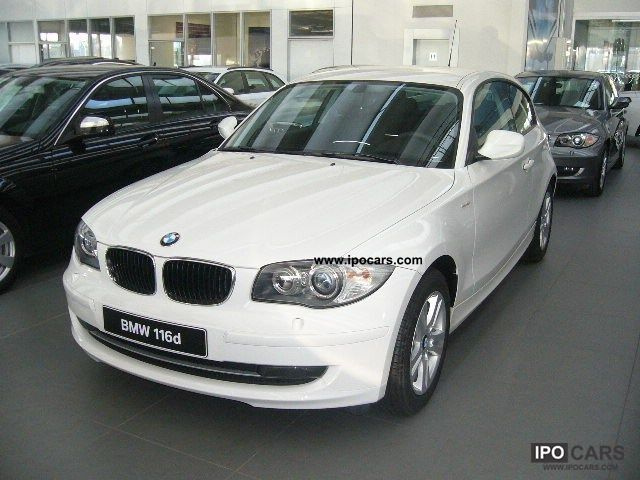 2011 BMW  116 d 2.0 CV porte.It DPF cat 3 (2010/09\u003e) Small Car Used vehicle photo