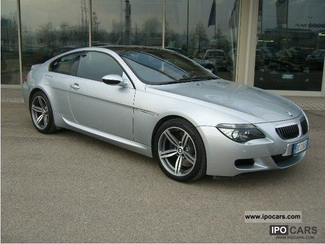 2006 bmw m6 cat 2005 02u003e 2008 03 car photo and specs. Black Bedroom Furniture Sets. Home Design Ideas