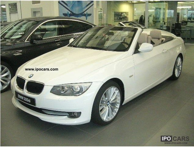 2010 bmw 320d cabrio related infomation specifications weili automotive network. Black Bedroom Furniture Sets. Home Design Ideas