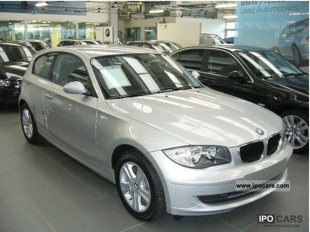 2008 BMW  118 i cat 3 porte Eletta (2007/09\u003e 2009/04) Small Car Used vehicle photo