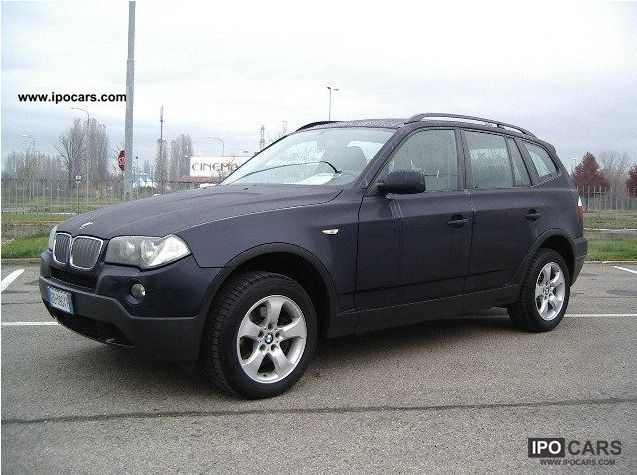 2006 BMW  X3 2.0d cat Eletta (2006/09\u003e 2007/09) Other Used vehicle photo