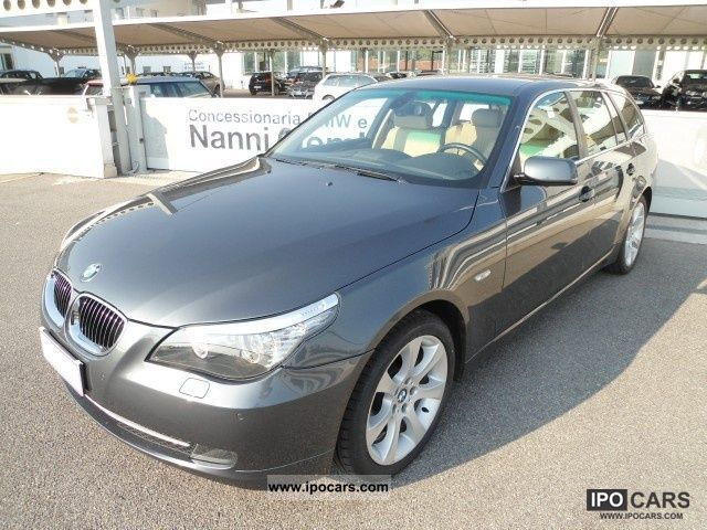 2008 bmw 530 xd touring futura cat car photo and specs. Black Bedroom Furniture Sets. Home Design Ideas