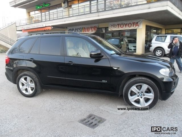 2008 Bmw X5 3000 D Tagliandata Off Road Vehicle Pickup Truck