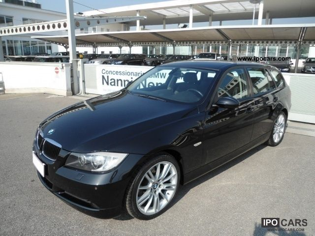 2006 bmw 320d touring futura cat car photo and specs. Black Bedroom Furniture Sets. Home Design Ideas