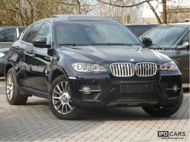 2010 bmw x6 40d sport navi el gsd air individual car photo and specs. Black Bedroom Furniture Sets. Home Design Ideas