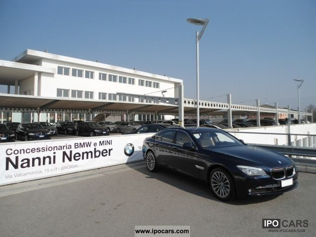 2009 BMW  730 d Eccelsa Limousine Used vehicle photo
