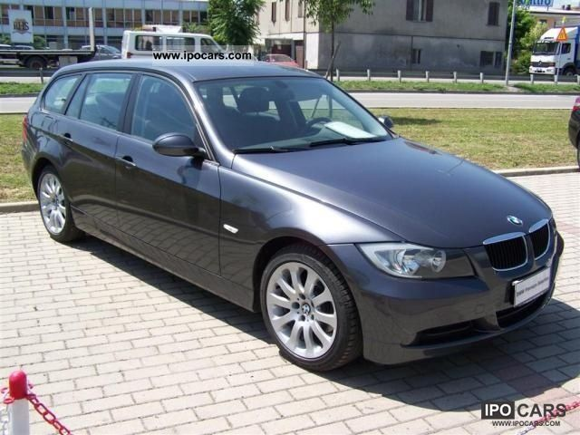 2006 Bmw 320d Touring Cat Eletta Car Photo And Specs
