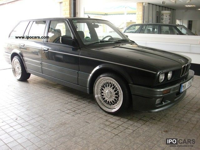 BMW  320i, 325i Touring M LPG Technology 2 1989 Liquefied Petroleum Gas Cars (LPG, GPL, propane) photo