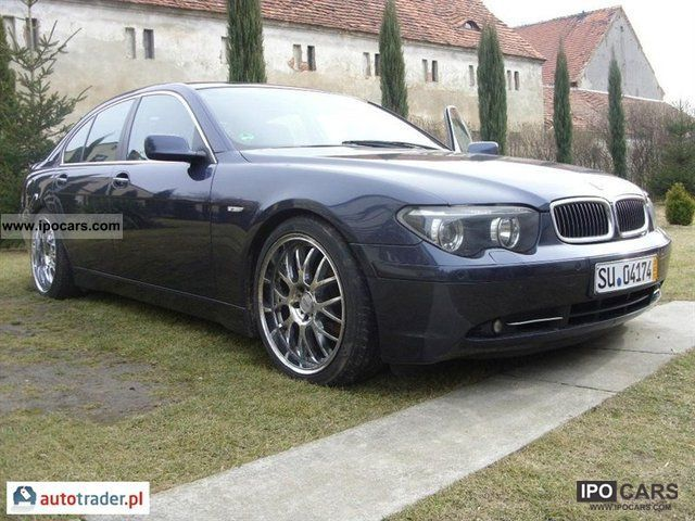 2002 BMW  735 Other Used vehicle photo
