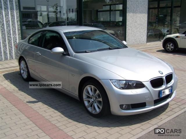2008 bmw 320d coup cat futura car photo and specs. Black Bedroom Furniture Sets. Home Design Ideas