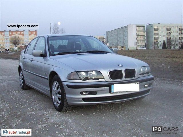 BMW  318 1999 Liquefied Petroleum Gas Cars (LPG, GPL, propane) photo