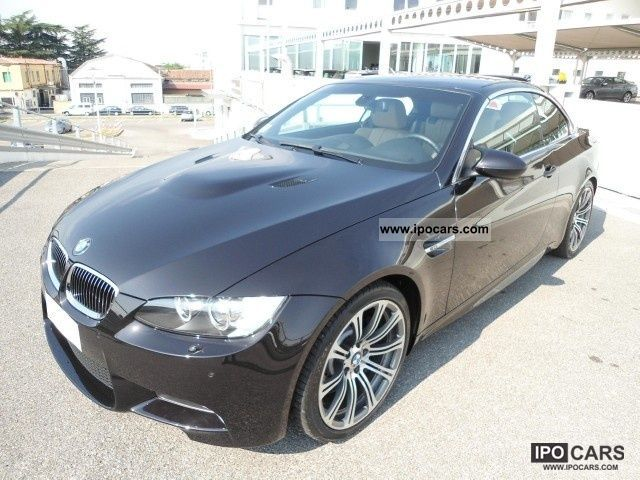 2008 BMW  M3 Convertible cat Cabrio / roadster Used vehicle photo