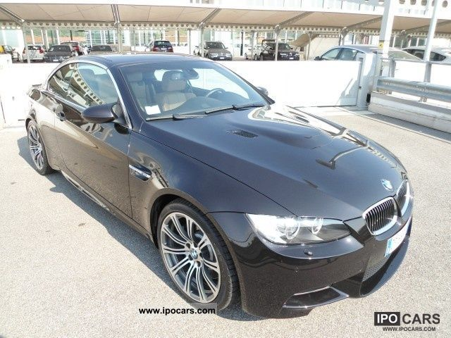 2008 BMW M3 Convertible cat - Car Photo and Specs