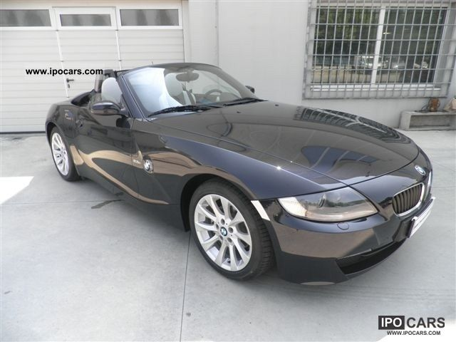 2009 BMW  Z4 Roadster 2.5i cat Cabrio / roadster Used vehicle photo