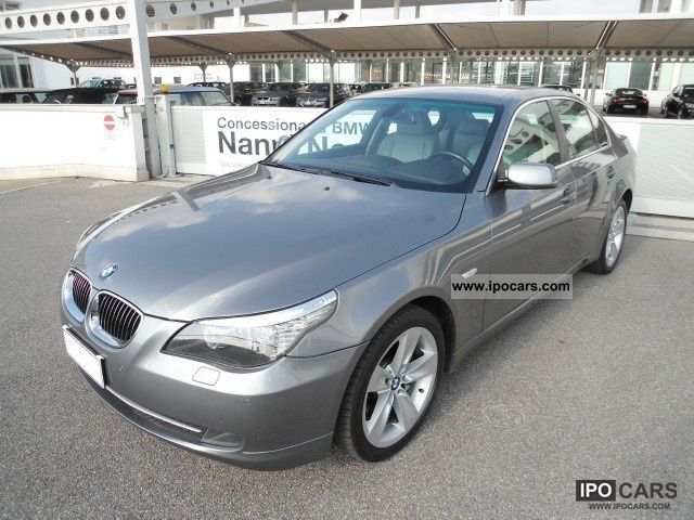 2007 bmw 530 xd cat attiva car photo and specs. Black Bedroom Furniture Sets. Home Design Ideas