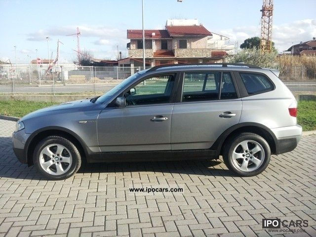 2006 BMW  X3 2.0d cat Eletta Off-road Vehicle/Pickup Truck Used vehicle photo