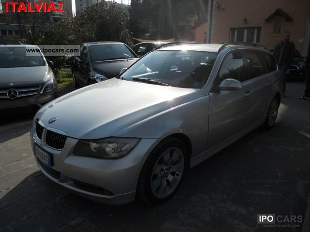 2006 bmw 330 xd touring futura cat automatica pelle car photo and specs. Black Bedroom Furniture Sets. Home Design Ideas