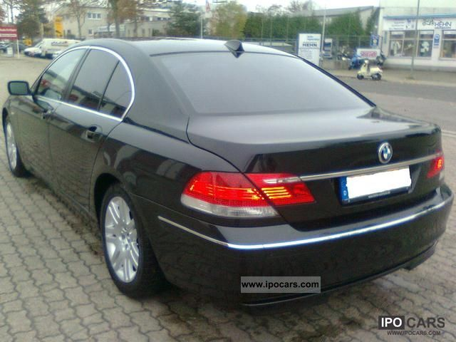 2005 bmw 730d car photo and specs. Black Bedroom Furniture Sets. Home Design Ideas