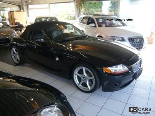 2004 BMW  Z4 roadster 3.0i Navi / leather / Xenon / Pdc Cabrio / roadster Used vehicle photo